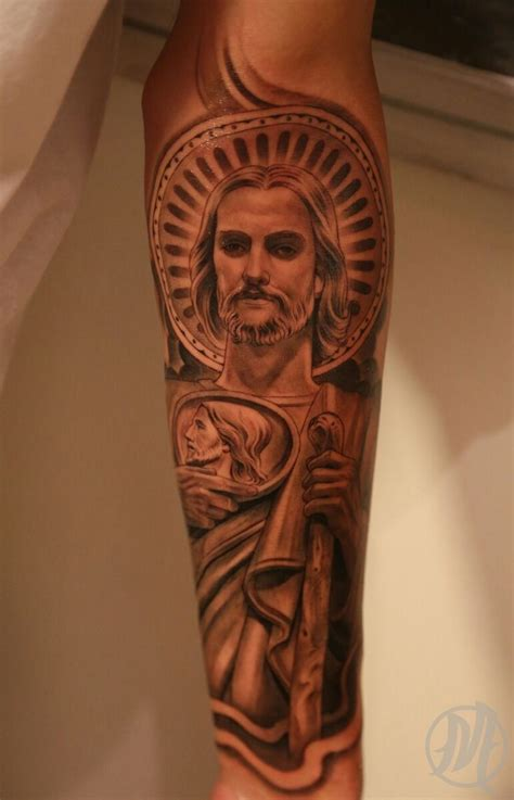 saint tattoo designs 40 best michael ideas images on