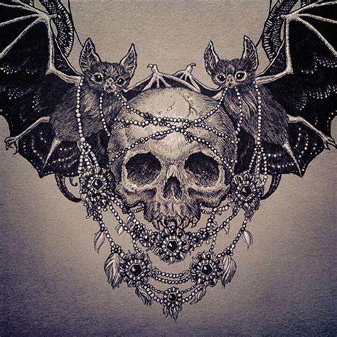 batman gothic tattoo vires on behance