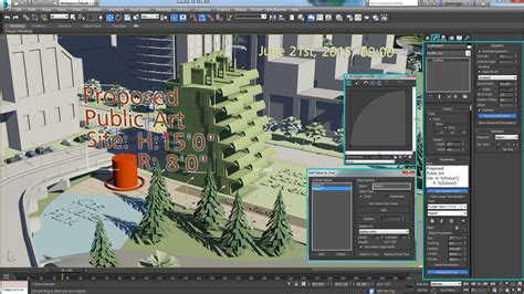 layout animation presets 3ds max 2018 3d modeling animation rendering software