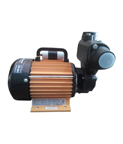 18 off on winner x3 motor water pump on snapdeal