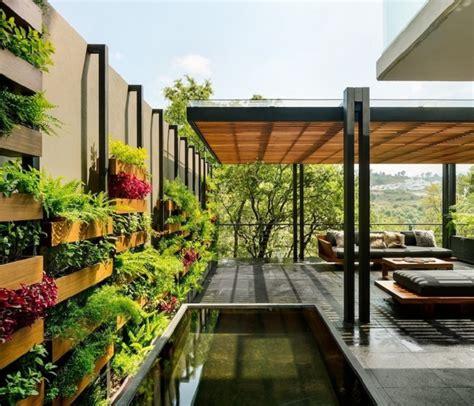 giardino verticale pallet 1001 idee per giardini idee da copiare nella propria casa