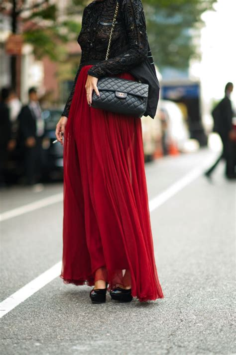maxi skirts the trend that never dies the fashion tag