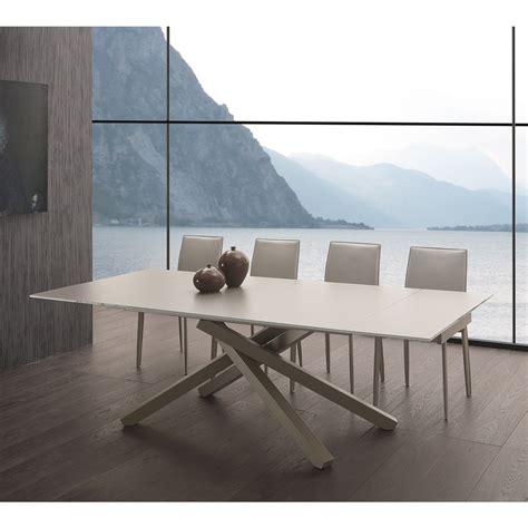 tavolo pranzo design tavolo allungabile design moderno
