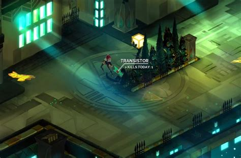 transistor ps gameplay  start product reviews net