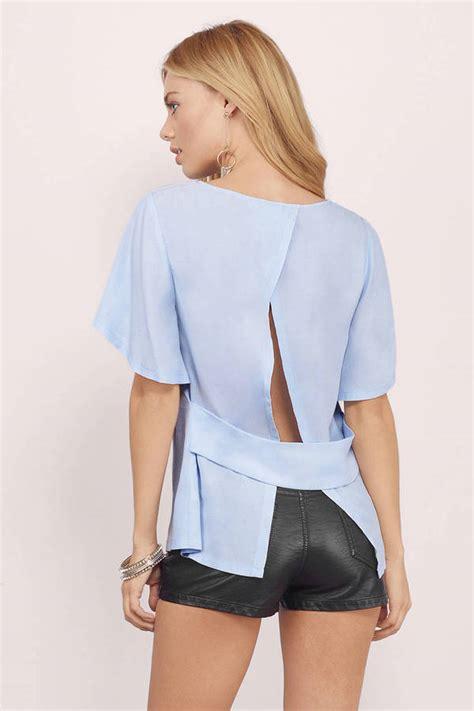 Mine Blouse all mine blouse 44 00 tobi