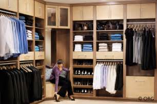 two tone custom his and hers walk in closet contemporary