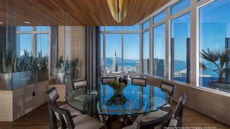 san francisco s millennium tower penthouse offers luxury despite sinking millennium tower penthouse sold for 13