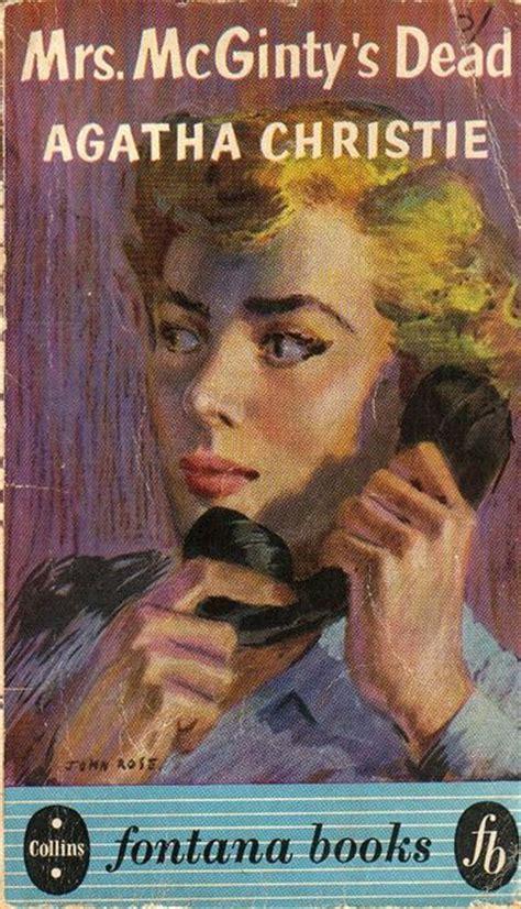 Agatha Christie Mrs Mc Ginty Sudah Mati 1000 images about mrs mcginty s dead on agatha christie cover and hercule poirot