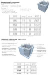 betonwerk lantenhammer pumpensumpf