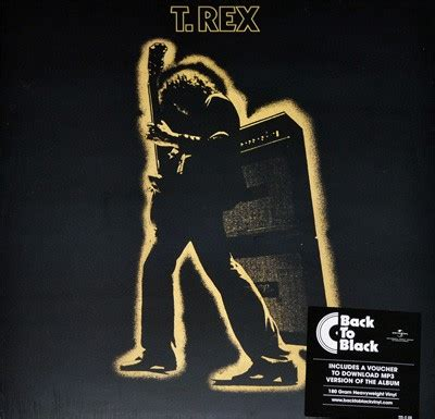 Cd Trex Electric Warrior electric warrior t rex アルバム