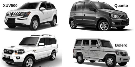cheapest suv cars in india top suvs and diesel cars from mahindra mahindra