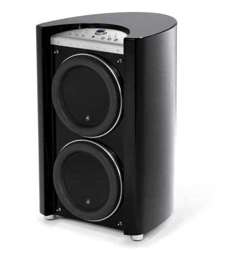 jl audio begins shipping gotham home theater subwoofer