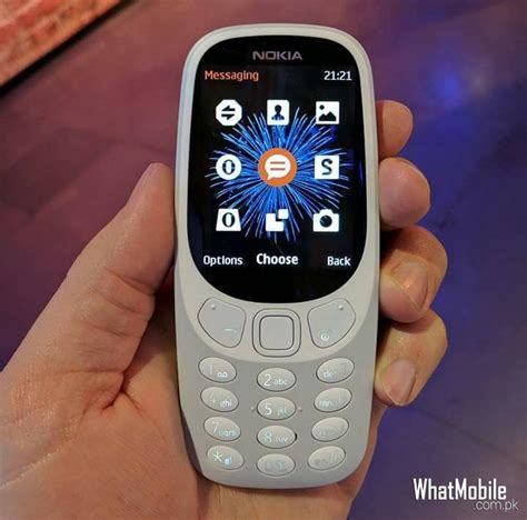 nokia 3310 is here again detailed price and specifications geek nokia 3310 first impressions what mobile