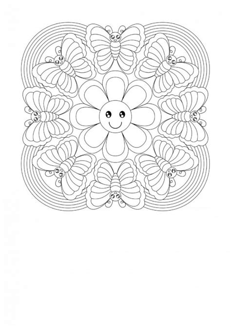 complex butterfly coloring pages iphone coloring complex butterfly pages on mandala hard