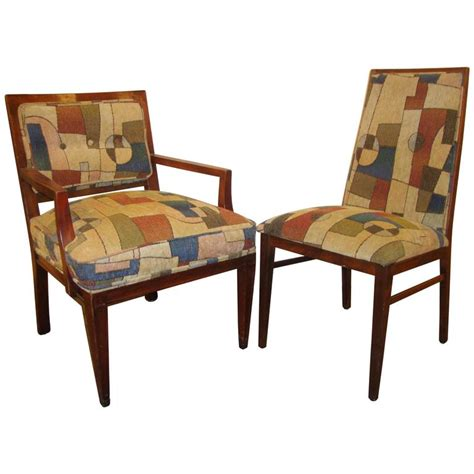 Modern Dining Chairs For Sale Set Of Eight Mid Century Modern Dining Chairs For Sale At 1stdibs