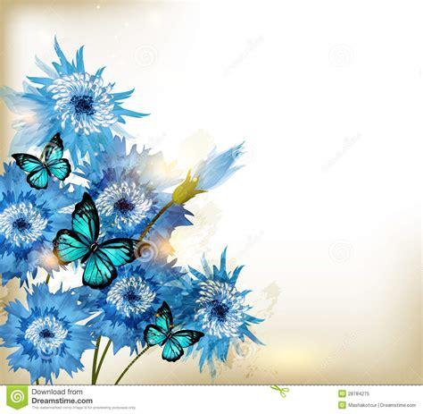 fiori realistici fiori realistici svegli fotografia stock libera da
