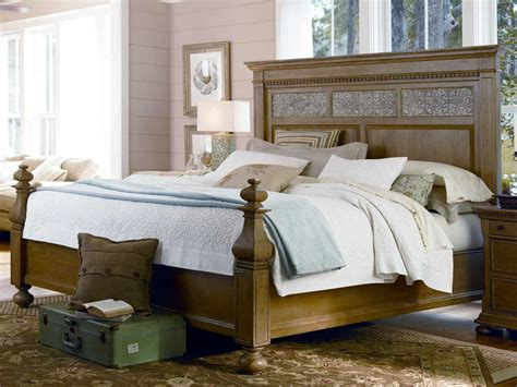 paula deen bedroom furniture paula deen home home oatmeal peggy bedroom set 192250b set