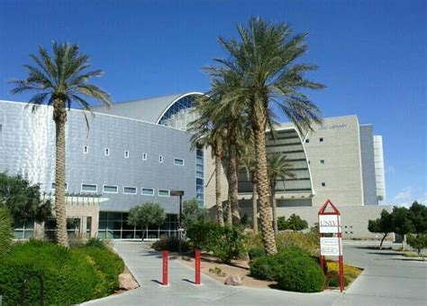 Of Nevada Mba Cost by Of Nevada Las Vegas 4505 S Maryland Parkway
