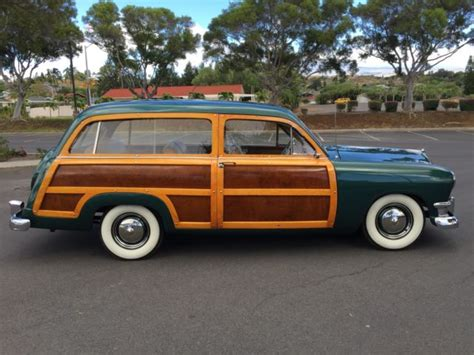 1950 ford country squire 1950 ford country squire woody wagon for sale ford