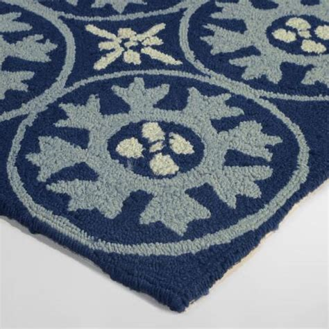 world market rug sale blue pagoda indoor outdoor area rug world market