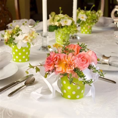 wedding centerpieces on a budget images - Table Decorations On A Budget