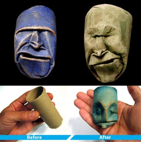 Cool Things To Make With Toilet Paper Rolls - 13 upcycled toilet paper roll crafts crafts to do with