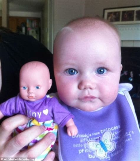 design a doll to look like you online children who look exactly like their plastic dolls daily