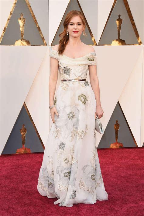 And Isla Fisher Oscar Twinkies by Isla Fisher 2016 Oscars 02 Gotceleb