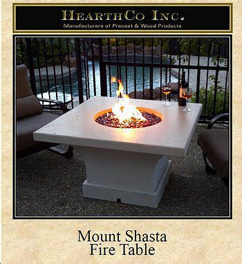 table mt shasta mount shasta table hearthco