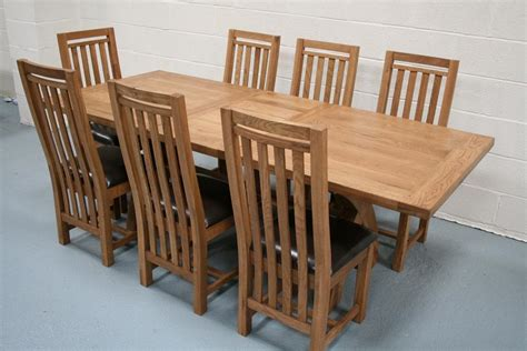 oak dining room table chairs antique oak dining room tables and chair set