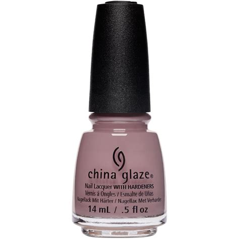 China Glaze Nail by China Glaze Nail To Taupe 14ml