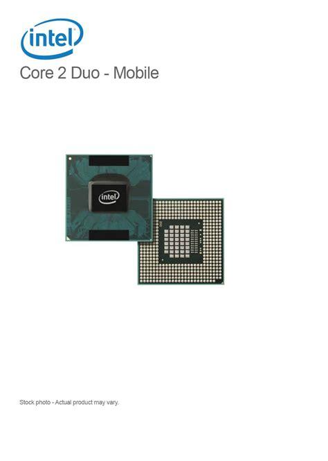 Processor Intel Core2 Duo 30ghz E8400 intel 2 duo graphics card intel 2 duo e8500