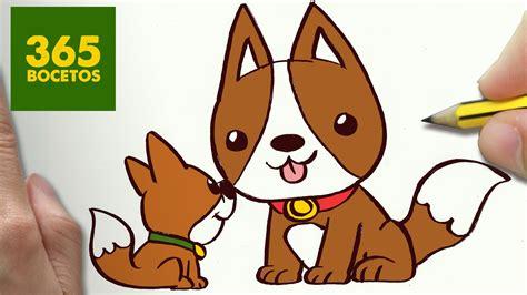 imagenes de bebes kawaii como dibujar perritos kawaii paso a paso os ense 241 amos a