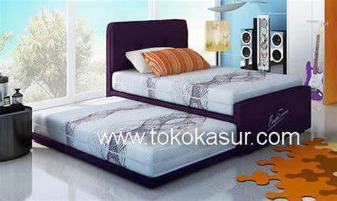 2in1 Uniland 120x200 2in1 eighteen toko kasur bed murah simpati