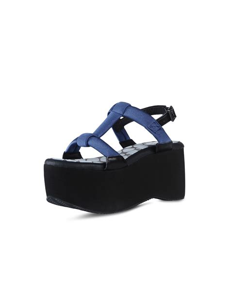 adidas by taekwondo platform shoes sandals for