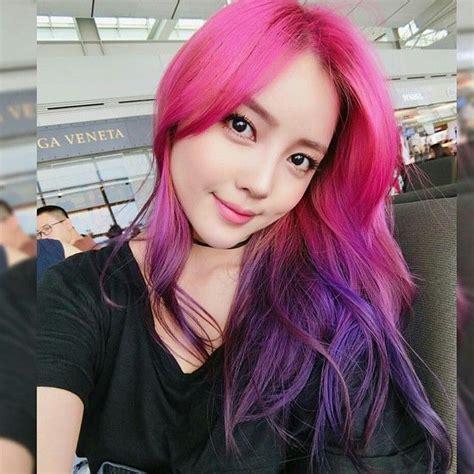 old japanese ladies purple hair 17 best images about p r e t t y on pinterest follow me