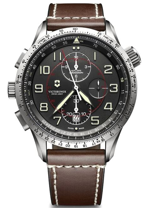Swiss Army 2195 swiss army airboss mach 9 automatic mens 241710