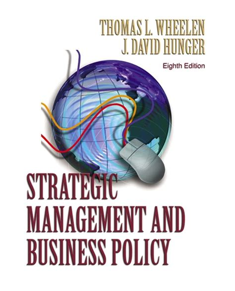 strategic marketing management 9th edition books strategic management 9th edition