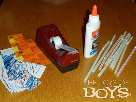 How To Make Paper Rockets - how to make a paper rocket the joys of boys