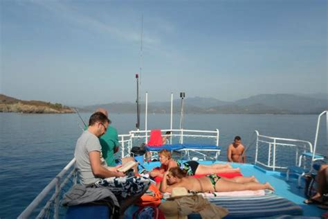 jerry s daily boat trips fethiye morning sail picture of jerry s daily boat trip fethiye