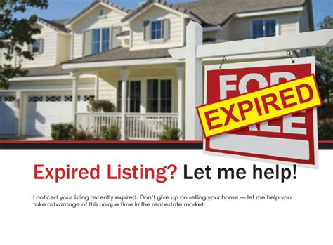Real Estate Post Card Template Expired Free by Farm Expired Listing Let Me Help Tuesday Journal