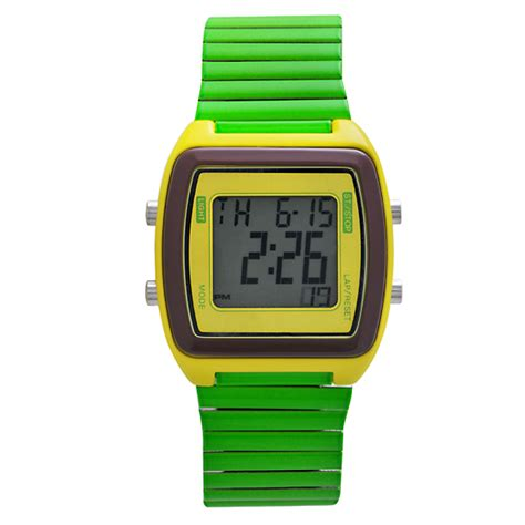 women s retro digital watches