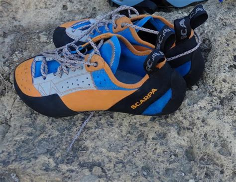 climbing shoe reviews scarpa techno x rock climbing shoe review a mountain journey