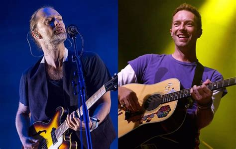 coldplay radiohead coldplay respond to fox news calling radiohead quot the poor