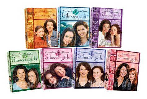 Set Seila 2in 1 gilmore complete series season 1 2 3 4 5 6 7 box