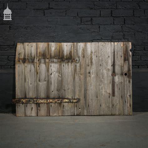 wide barn doors wide pine ledged and braced barn door ebay