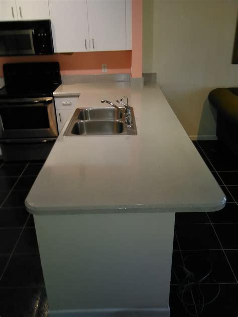 Refinishing Kitchen Countertops Laminate by Refinish Kitchen Laminate Countertop Sterling Household