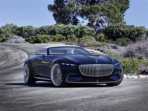 Auto Maybach by Vision Mercedes Maybach 6 Cabriolet Opulencia Y Lujo A