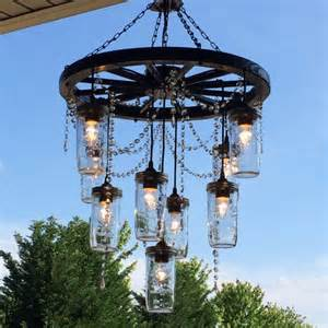 Diy Wagon Wheel Chandelier Best 25 Wheel Chandelier Ideas On Wagon Wheel Light Wagon Wheel Chandelier And