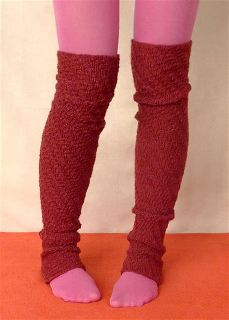 knitting pattern for leg warmers leg warmer knitting patterns a knitting blog